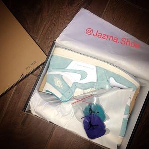 Jordan 1 'Turbo Green' Size 12